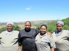 Woodbury Tented Camp Staff
